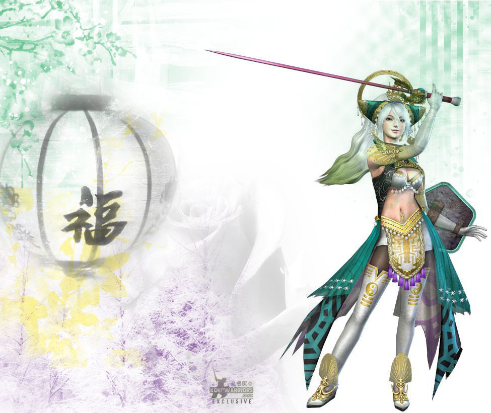 Warriors orochi 3 girls nude softcore picture