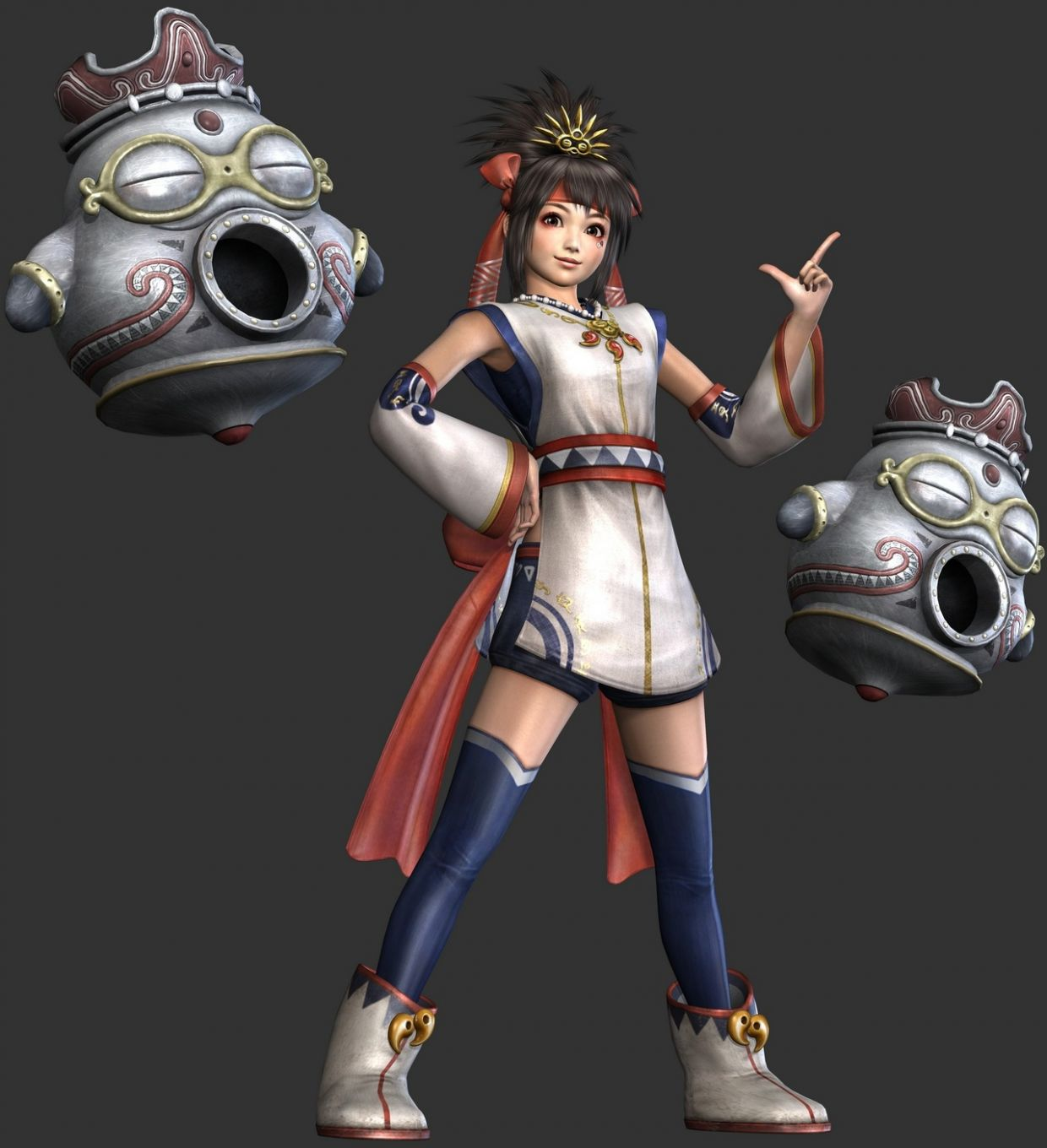 Warriors Orochi 3 Ultimate Cheats: Orochi Warriors Characters