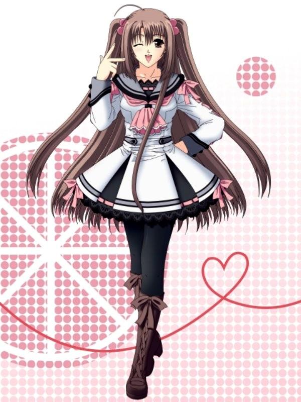 Tags: Anime, Oretachi ni Tsubasa wa Nai, Watari Asuka, Fanart