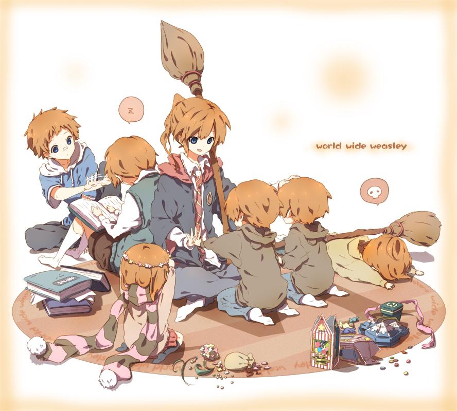 Ginny Weasley, Fanart - Zerochan Anime Image Board