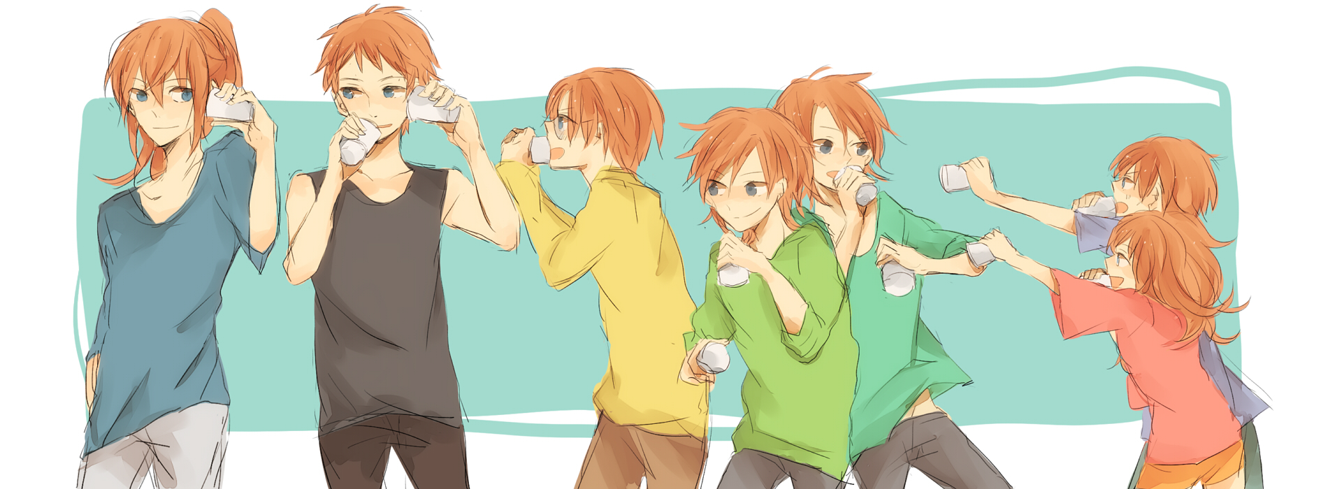 Weasley Family - Harry Potter - Zerochan Anime Image Board Weasley Family Anime
