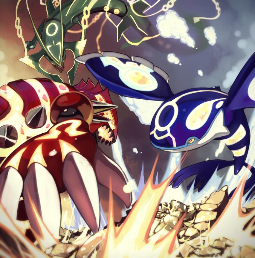 Weather Trio - Pokémon - Image #1804900 - Zerochan Anime Image Board