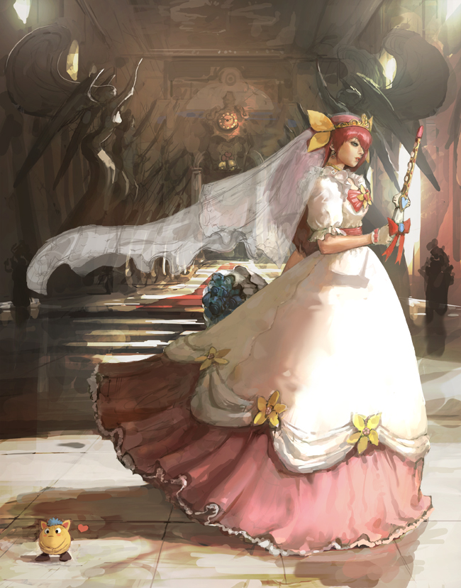 ... Peach, Hanasaki Momoko, Jama-p, Wedding Peach (character), Wedding