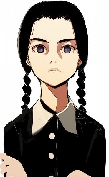Tags: Anime, Sorethroat, Addams Family, Wednesday Addams