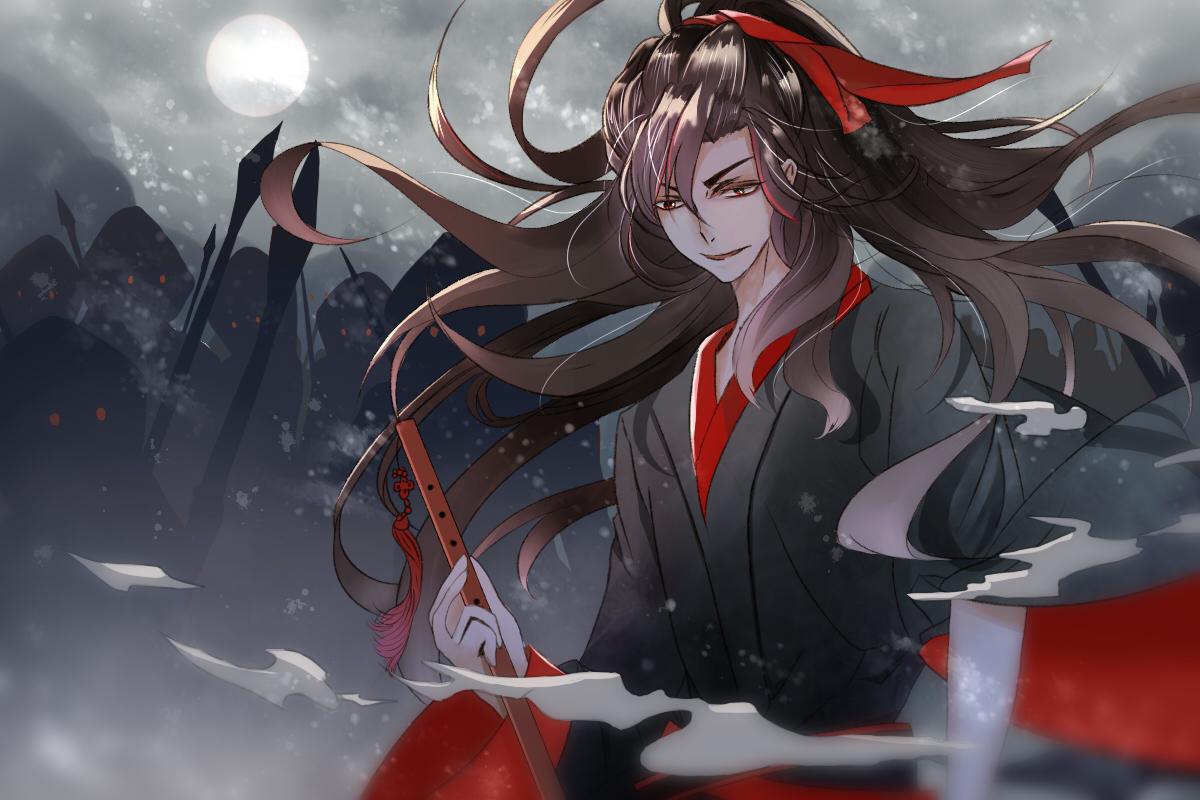 Wei Wuxian Mo Dao Zu Shi Wallpaper 2425602 Zerochan Anime