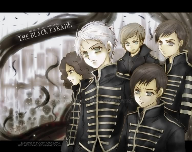 Welcome To The Black Parade Download Image