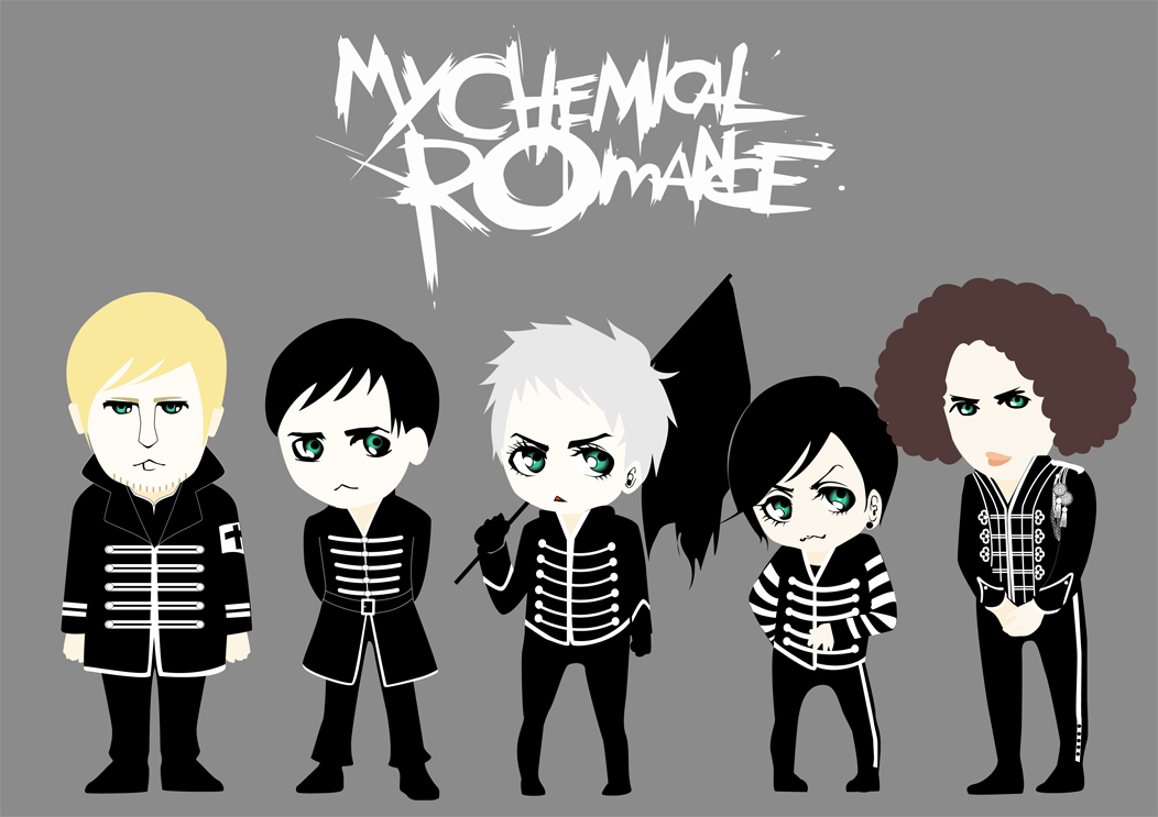 The Black Parade Iphone Wallpaper