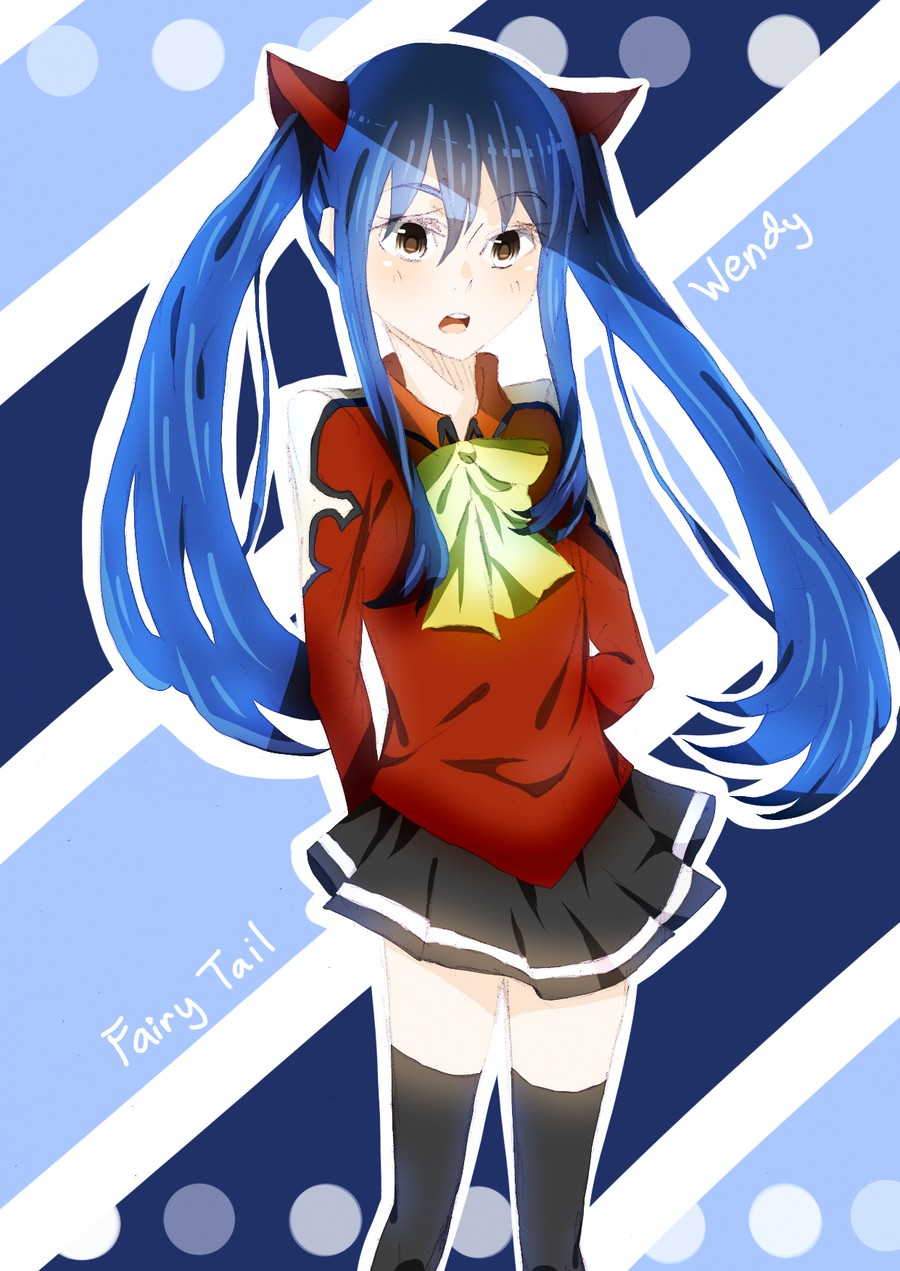 wendy marvell - fairy tail