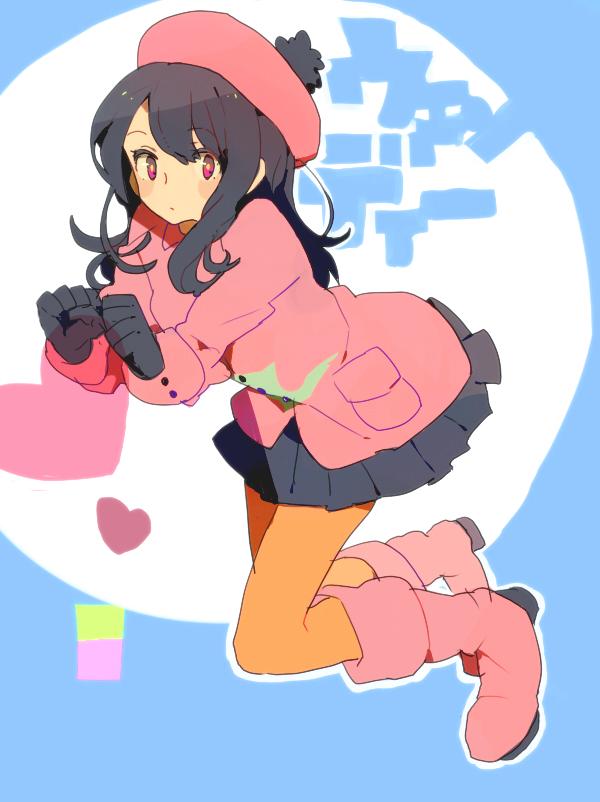 Tags: Anime, Pikaro, South Park, Wendy Testaburger