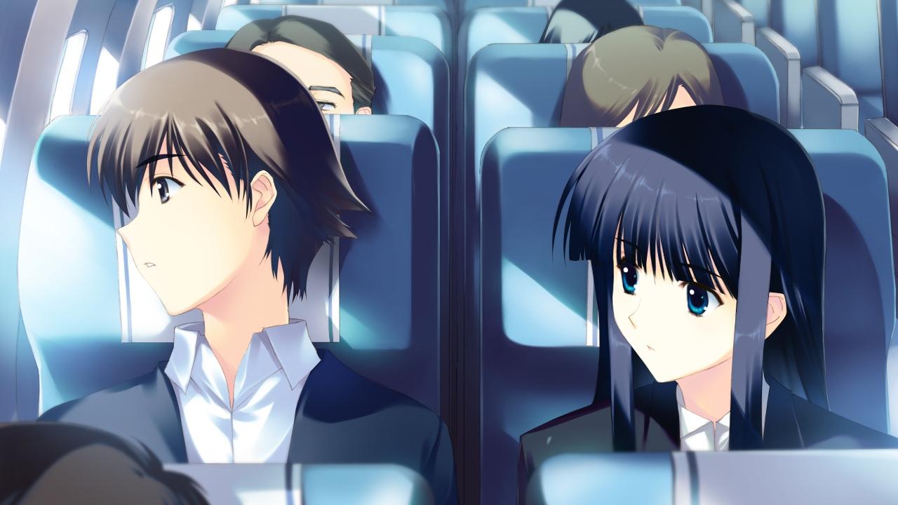 White Album 2 Anime Characters : White album wallpaper  zerochan anime image board