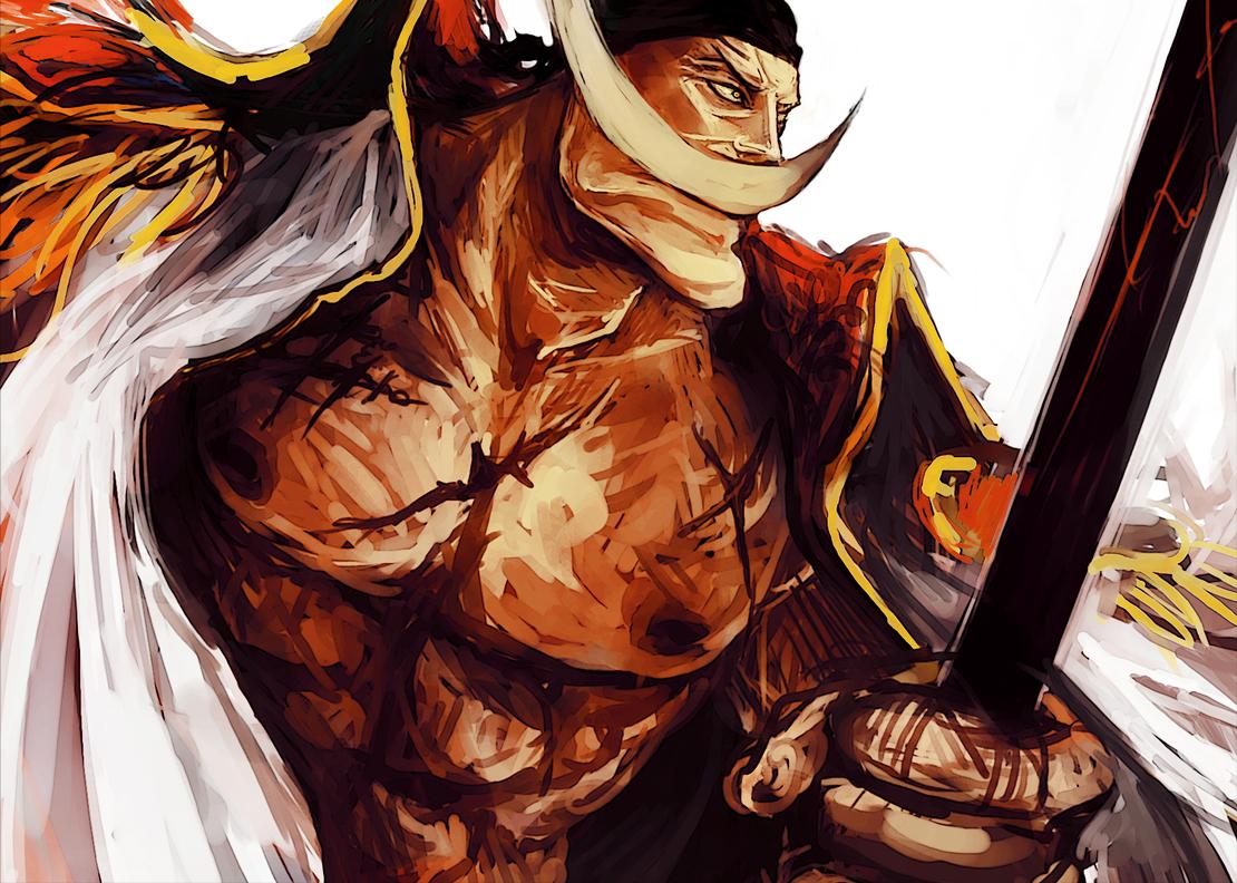 Whitebeard One Piece Zerochan Anime Image Board