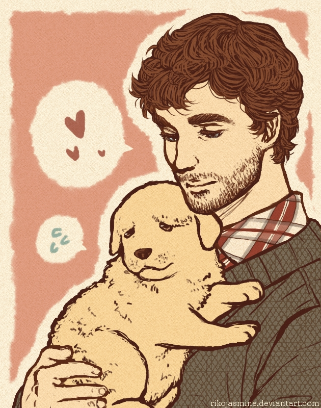 Tags: Anime, Hannibal (TV Series), Will Graham, deviantART