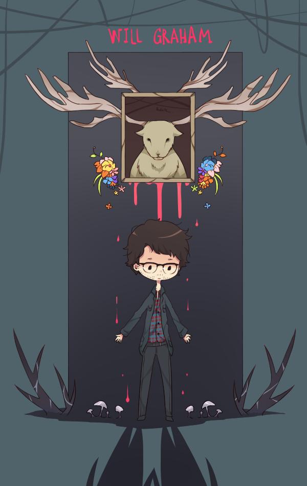 Hannibal (TV Series), Mobile Wallpaper
