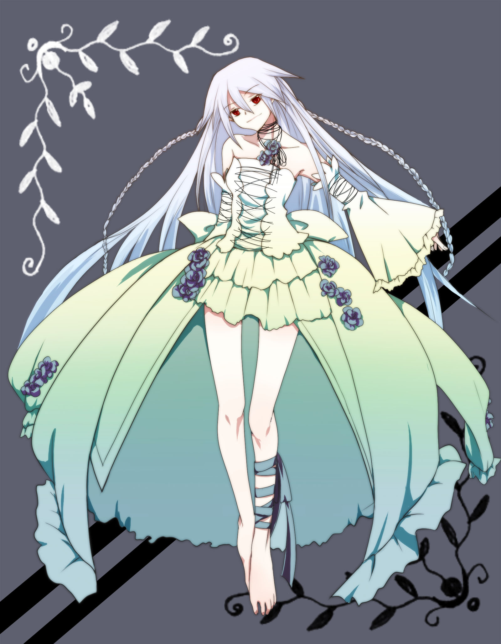 white rabbit pandora hearts