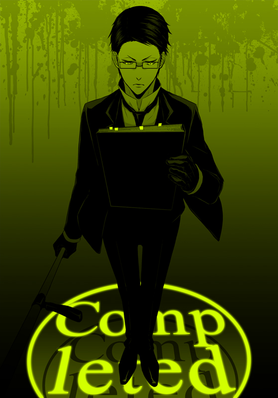 Tags: Anime, Radicalrealrock, Kuroshitsuji, William T. Spears, Pixiv, Mobile Wallpaper, Fanart