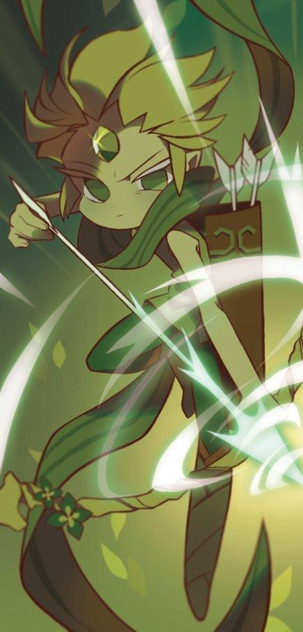 Wind Archer Cookie Cookie Run Image 2641318 Zerochan Anime
