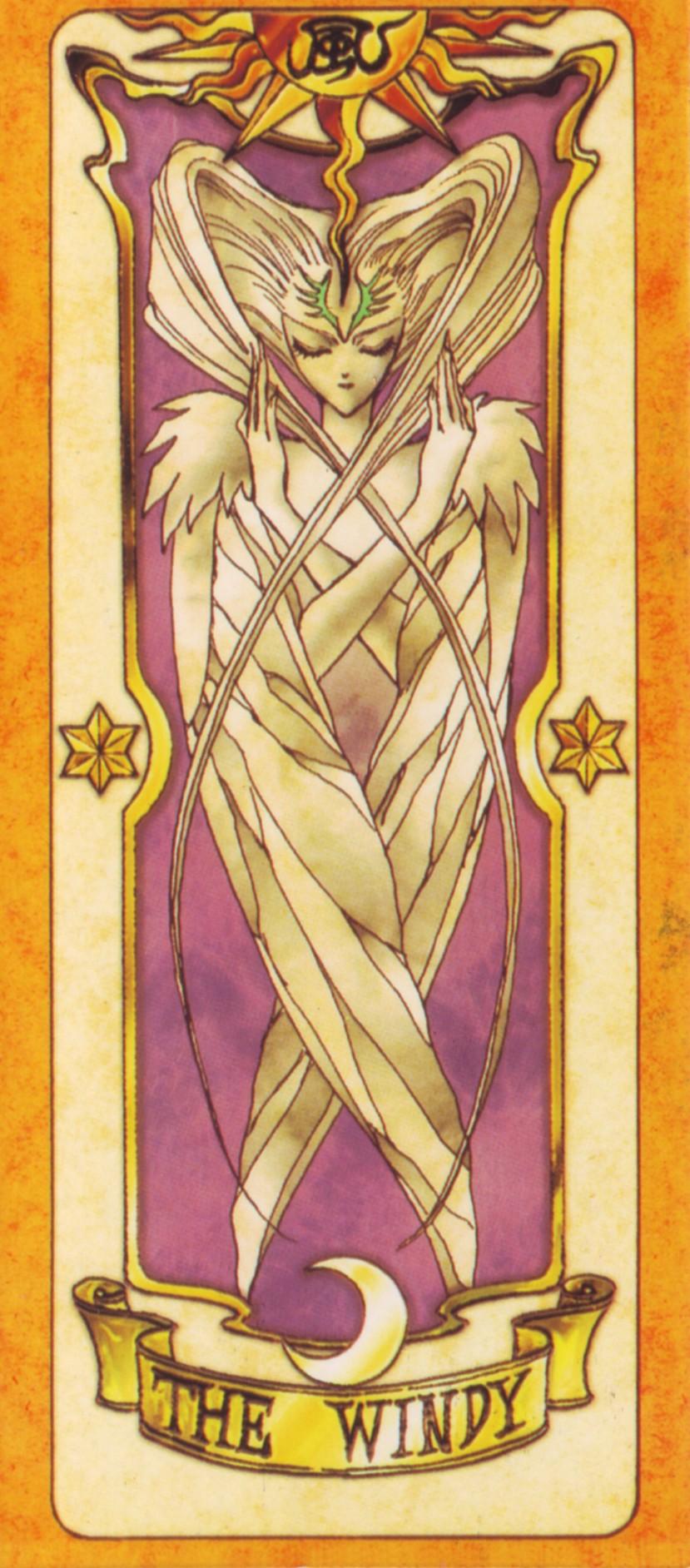 windy card - cardcaptor sakura