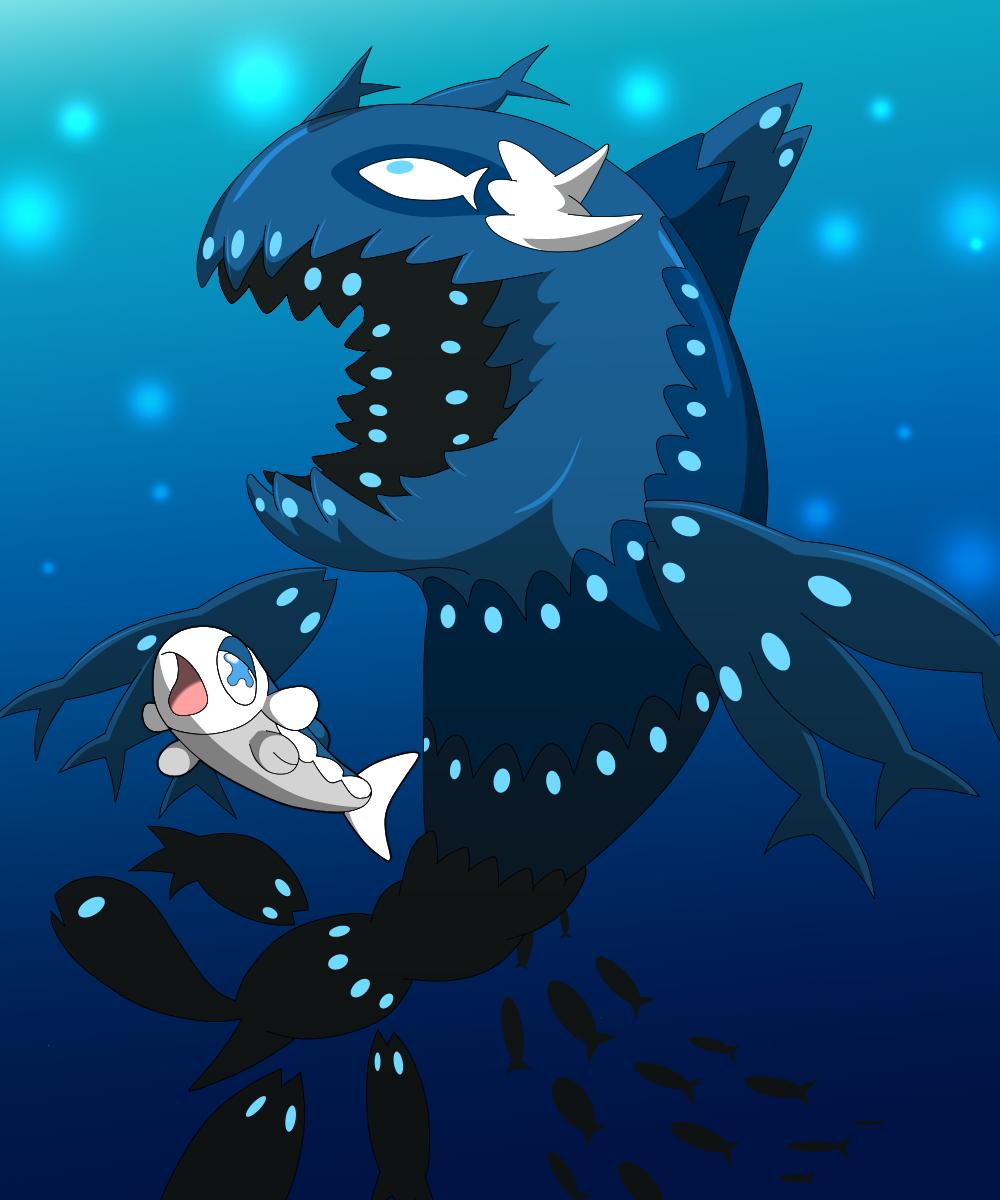 Wishiwashi - Pokémon - Image #2028892 - Zerochan Anime Image Board