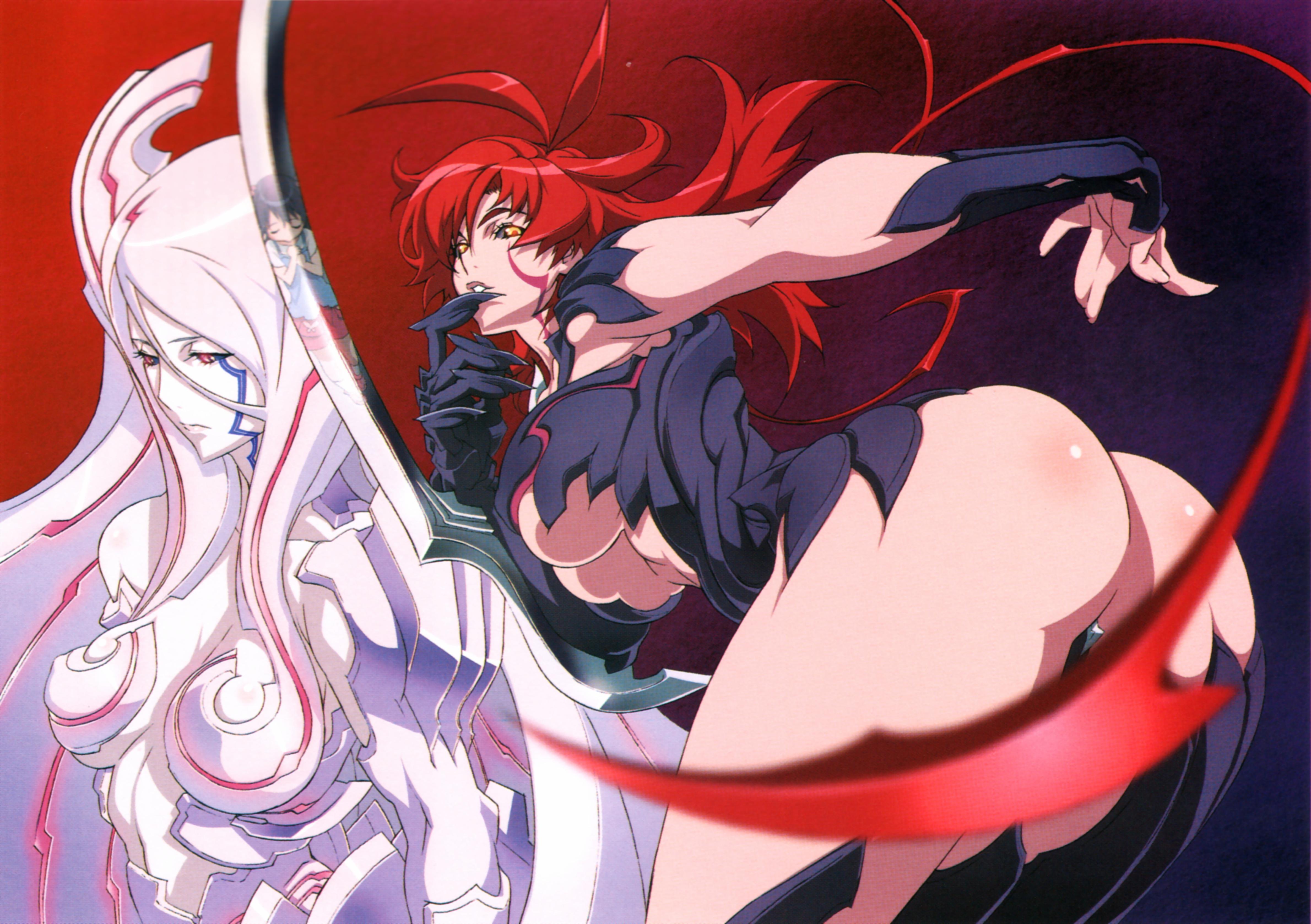 Anime witchblade sex