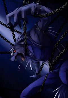 Картинки злых аниме парней
