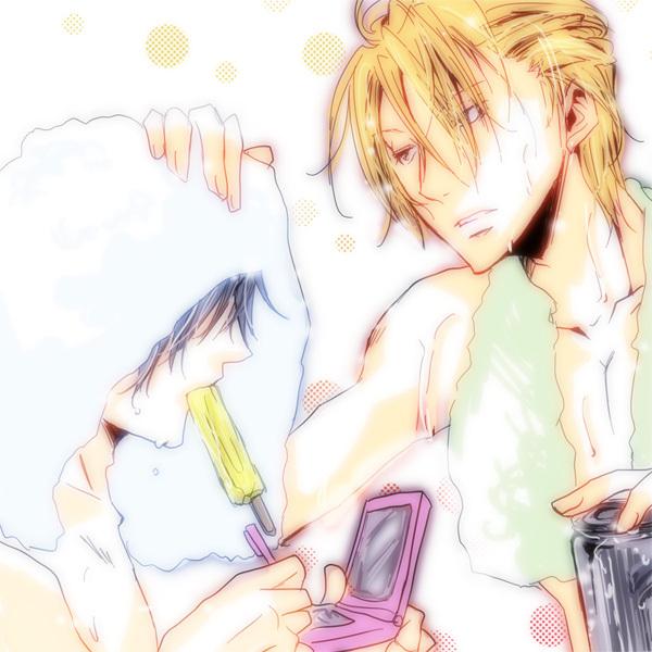 Tags: Anime, Pixiv Id 1025560, Working!!, Satou Jun, Souma Hiroomi