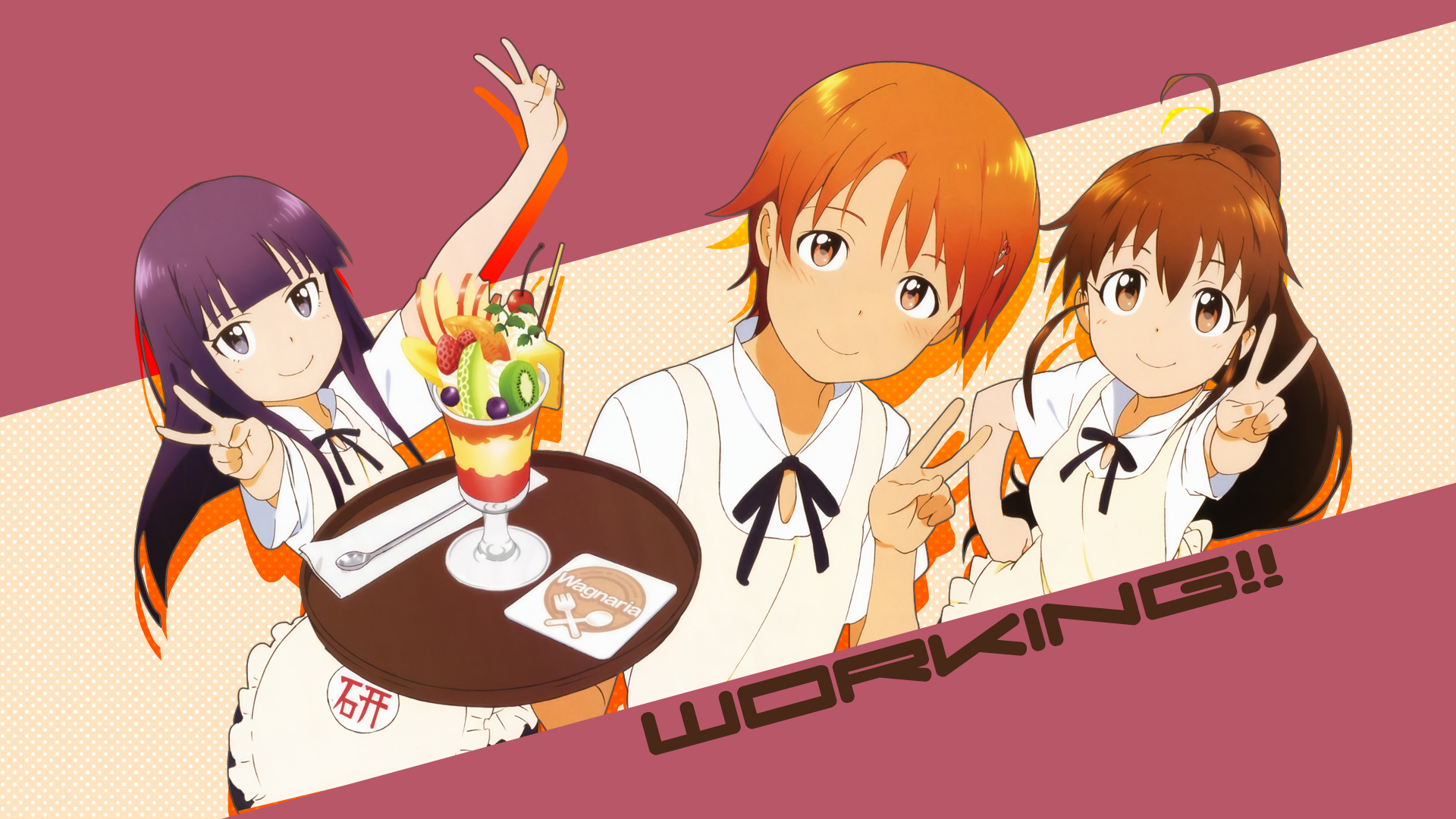 Tags Anime Adachi Shingo Working Yamada Aoi Taneshima Popura