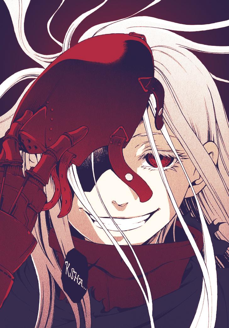 Deadman Wonderland Mobile Wallpaper Zerochan Anime Image