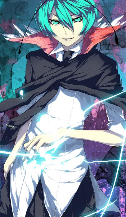 Tags: Anime, Pizaya, Touhou, Wriggle Nightbug, Mobile Wallpaper