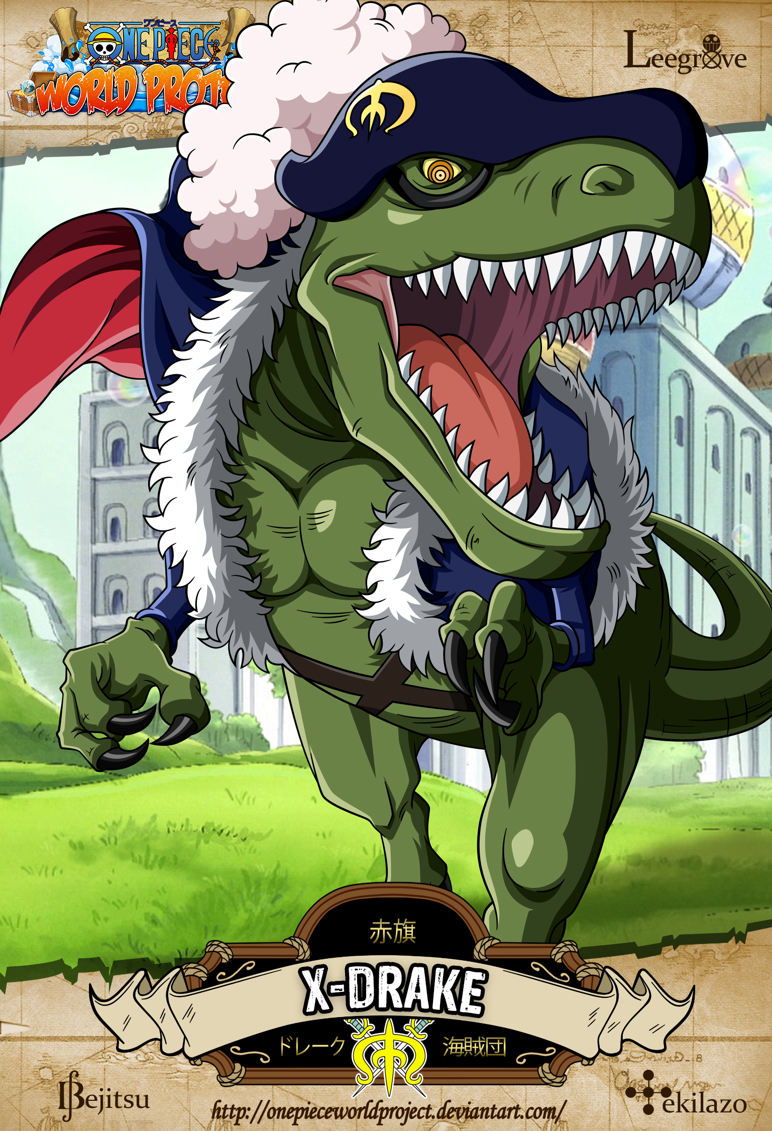 X Drake One Piece Zerochan Anime Image Board