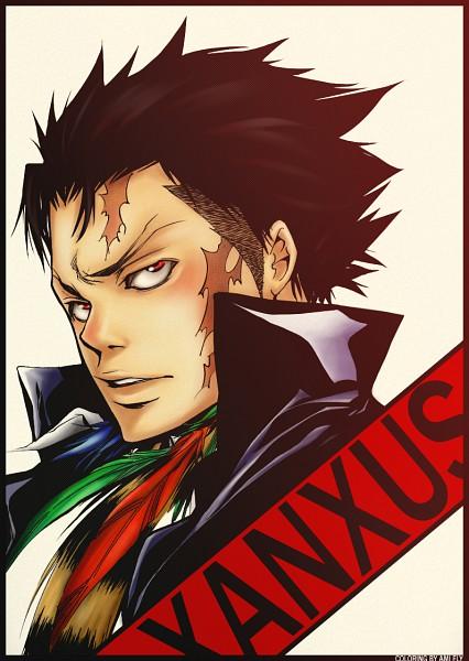 Xanxus/#277951 - Zerochan