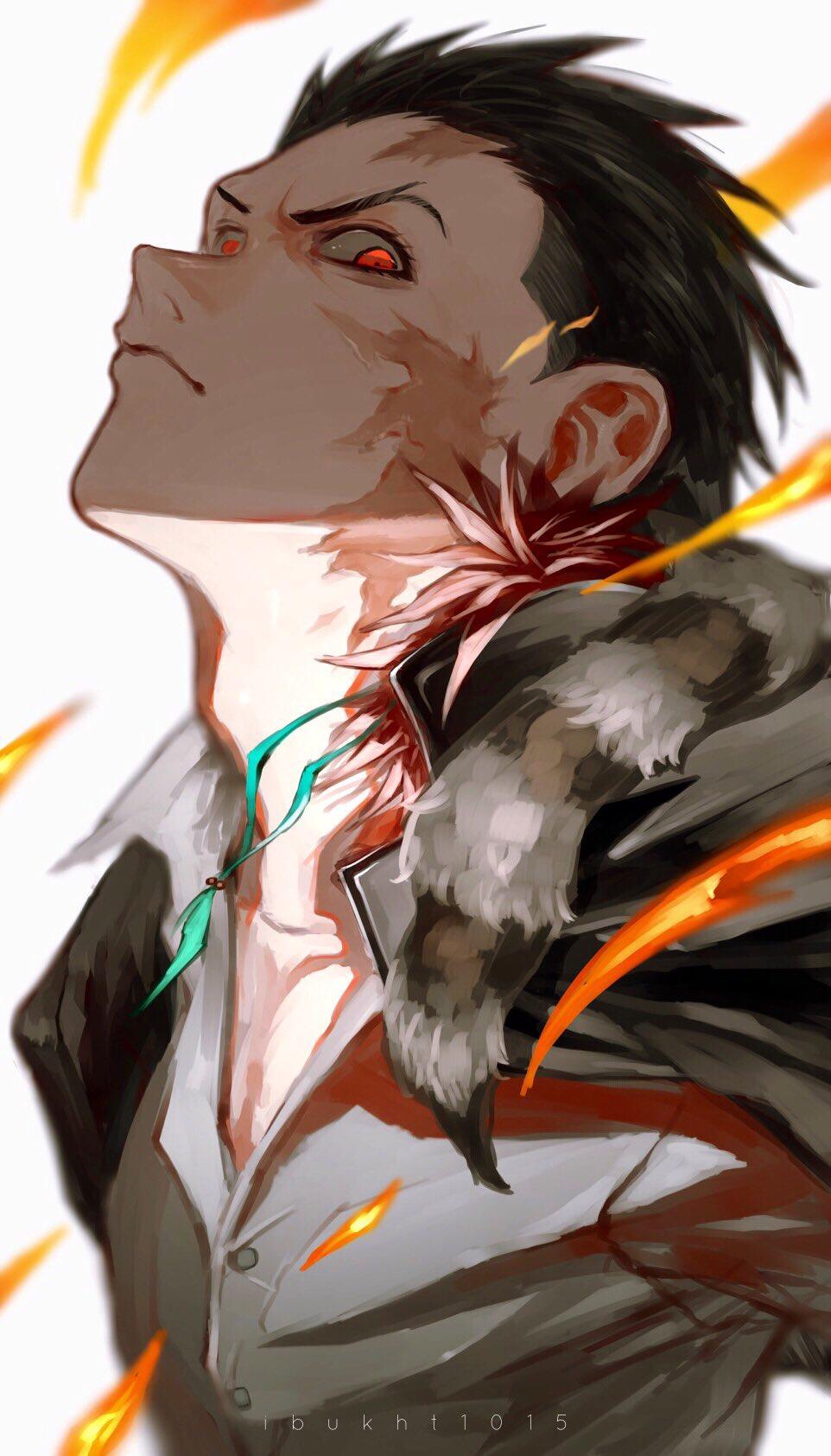 Xanxus Katekyo Hitman Reborn Image 2547158 Zerochan Anime
