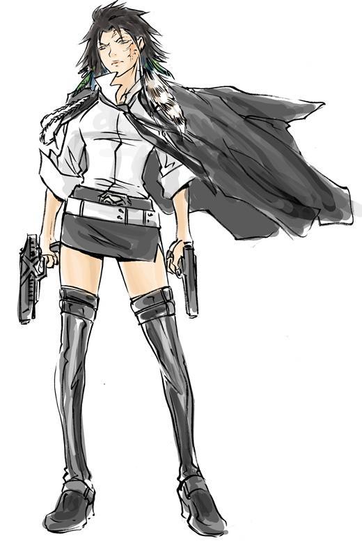 Xanxus - Katekyo Hitman REBORN! - Image #367737 - Zerochan ...