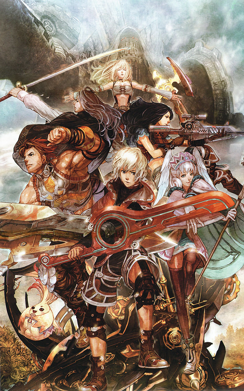 Xenoblade Chronicles Zerochan Anime Image Board