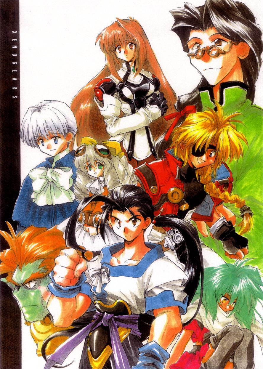 Billy Lee Black - Xenogears - Zerochan Anime Image Board
