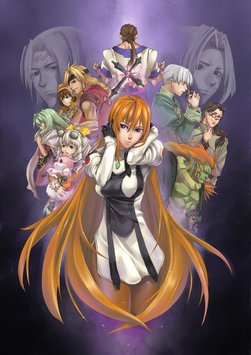 Xenogears Image #333999 - Zerochan Anime Image Board