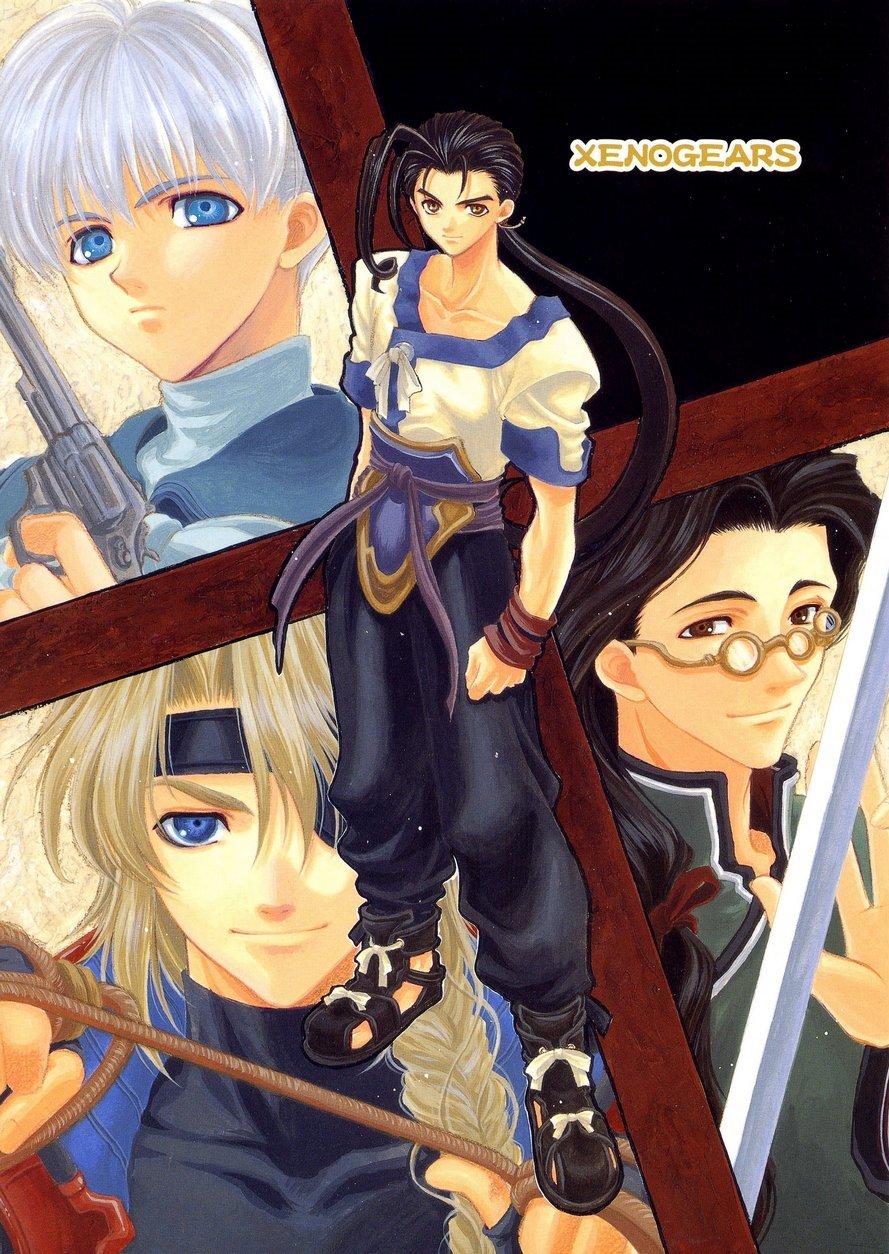 Xenogears Image #40409 - Zerochan Anime Image Board