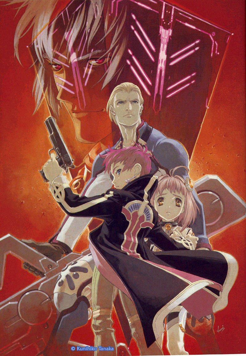 Xenosaga Character Design : Xenosaga zerochan