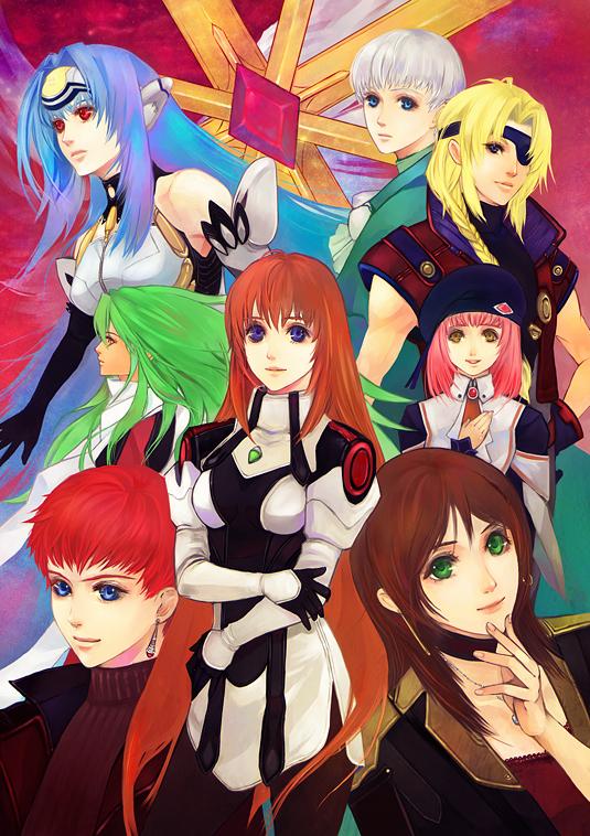 Xenosaga Image #853407 - Zerochan Anime Image Board