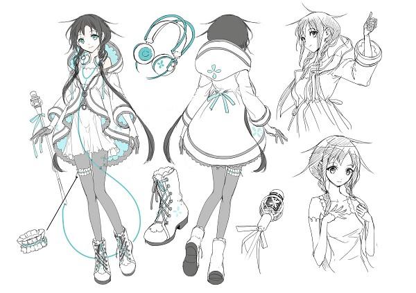Character Design Zerochan : Xia yu yao zerochan