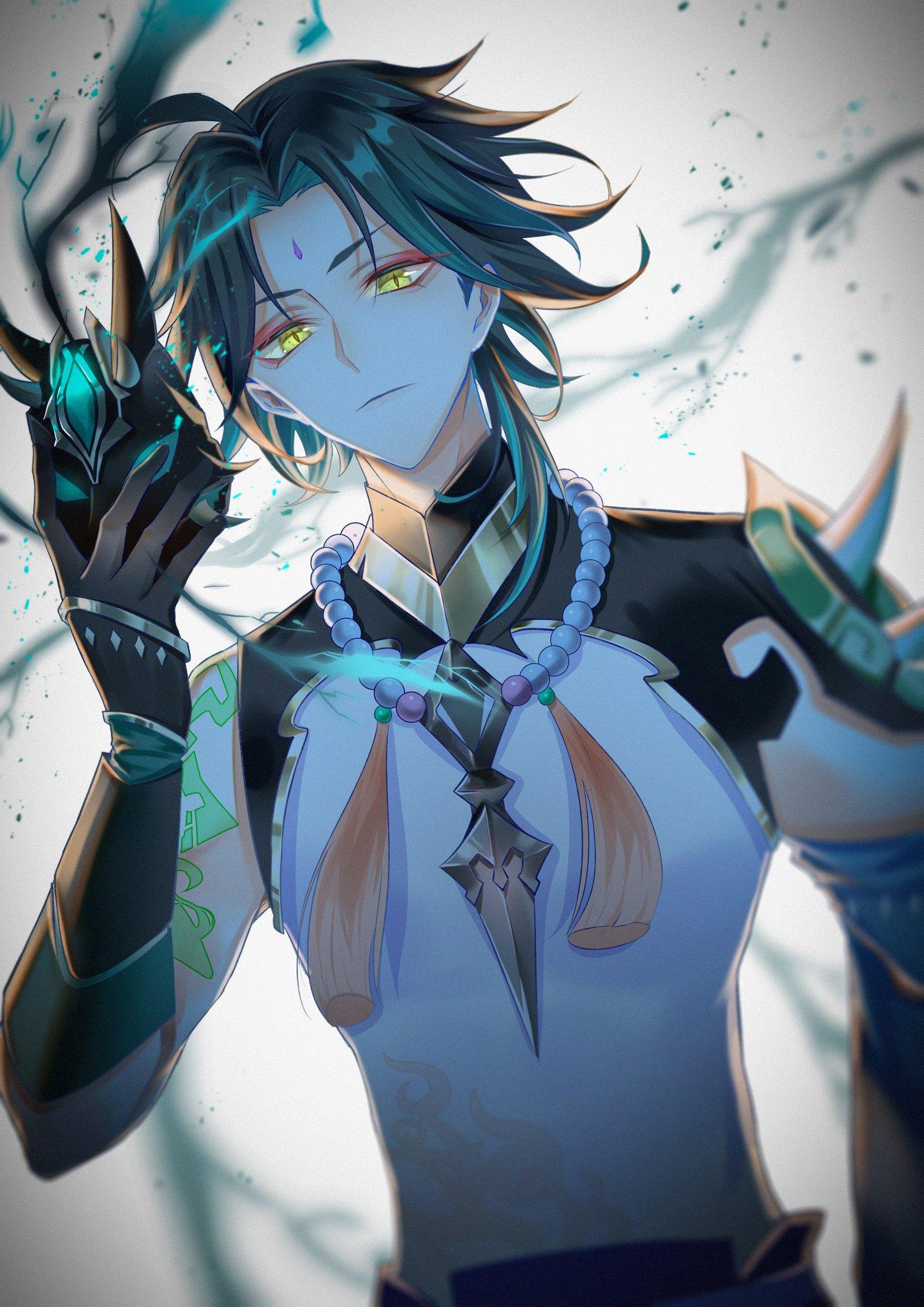 Xiao (Genshin Impact) Image #3115253 - Zerochan Anime Image Board