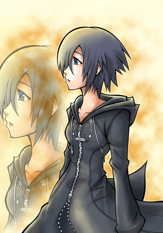 Xion Kingdom Hearts 358 2 Days Page 2 Of 4 Zerochan