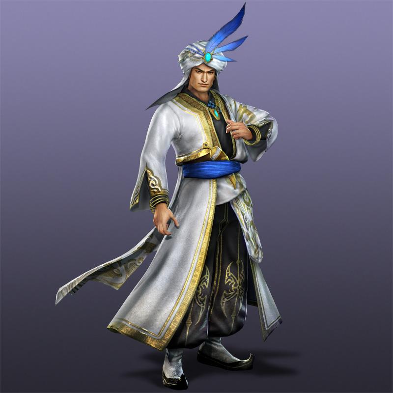 Xu Huang - Dynasty Warriors - Image #1417717 - Zerochan ...