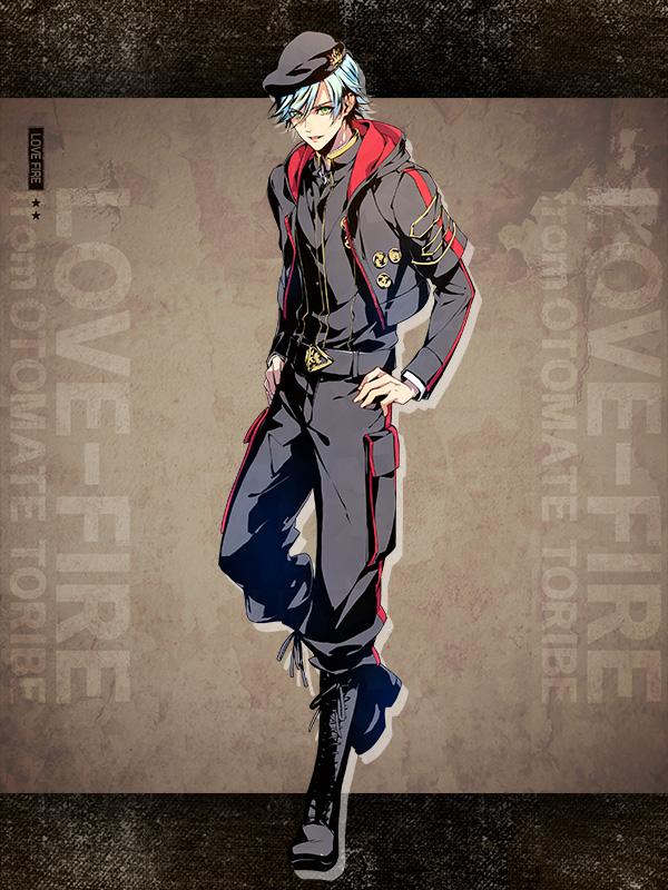Tags: Anime, Usuba Kagerou, Otomate, DESIGN FACTORY, Variable Barricade, Yagami Nayuta, April Fool's Day, Official Art, Wallpaper