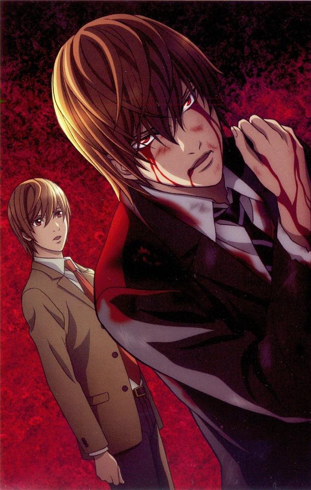Tags: Anime, DEATH NOTE, Yagami Raito, Mobile Wallpaper, Artist Request, Light Yagami