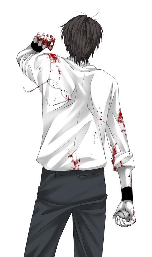 Tags: Anime, Maguro (Pixiv339070), Tennis no Ouji-sama, Yagyuu Hiroshi, Pixiv, Fanart, Rikkaidai
