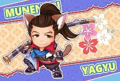 Yagyuu Munenori