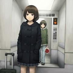 Аниме в лифте фото 575-373