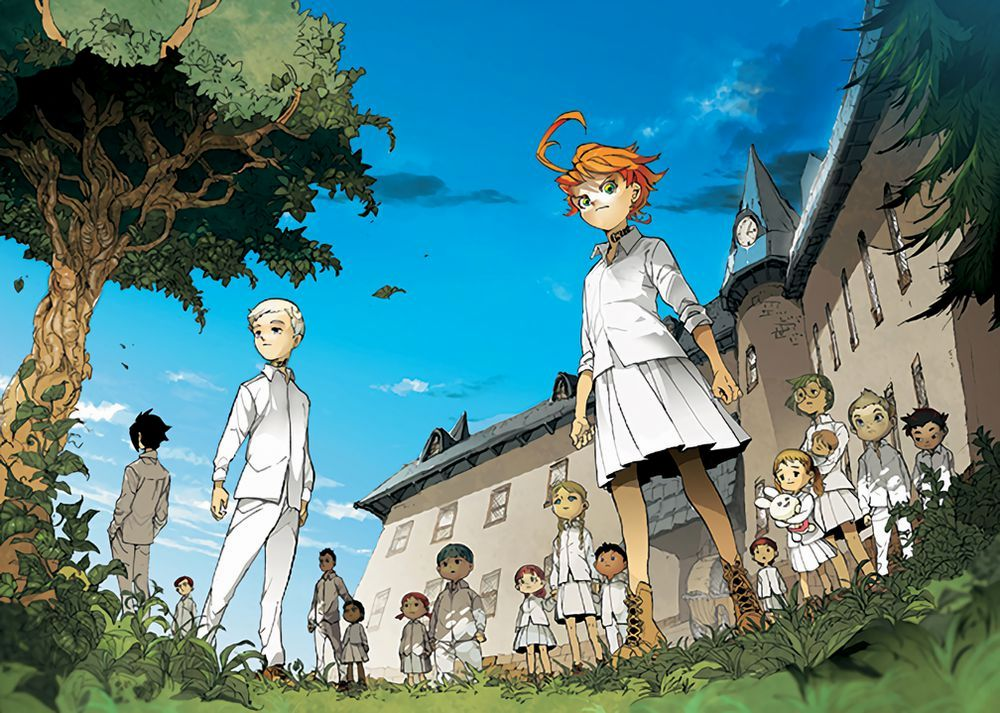 Yakusoku No Neverland The Promised Neverland Image 2271247