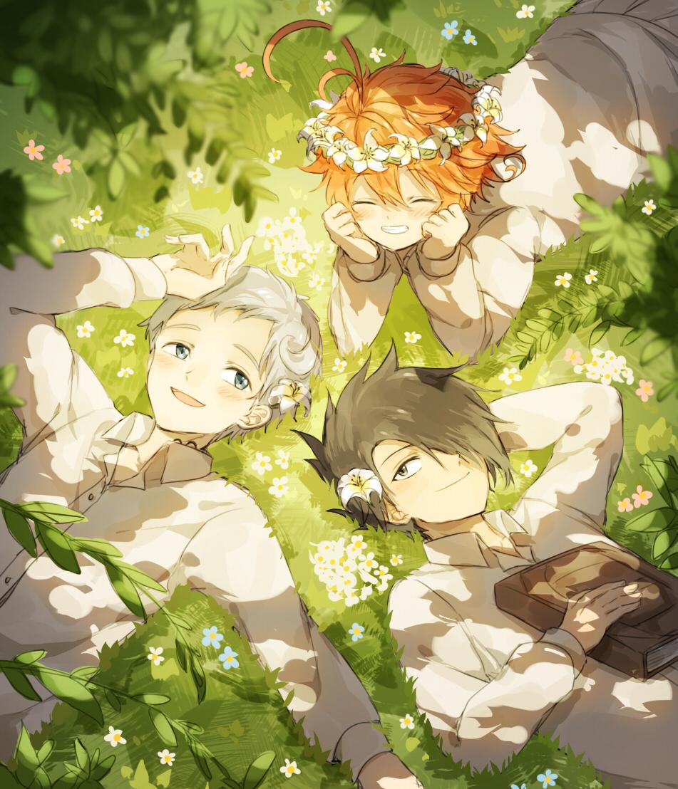 Yakusoku No Neverland The Promised Neverland Image 2558235 Zerochan Anime Image Board