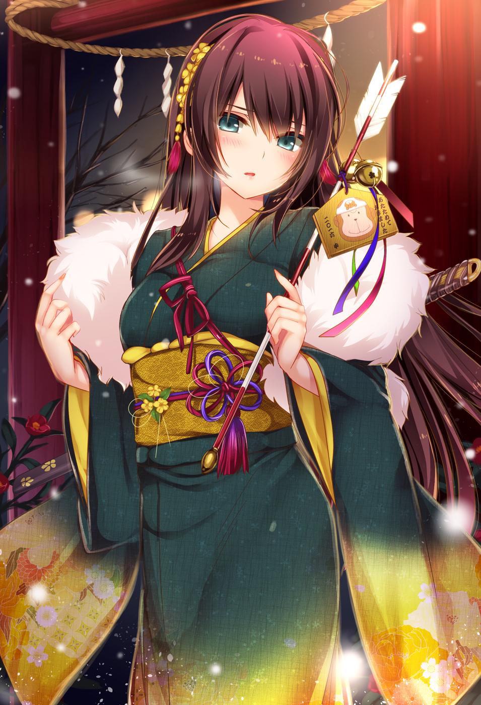 Yamabuki Flower Knight Girl Kerria Flower Knight Girl